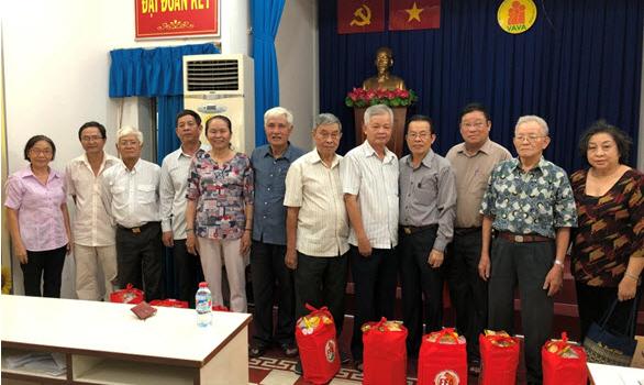 Quận Hội Phú Nhuận với công tác chăm lo tết Mậu Tuất – năm 2018 cho nạn nhân chất độc da cam/dioxin