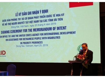 Bài phát biểu của Thượng tướng Nguyễn Văn Rinh